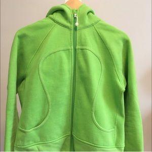 Lululemon scuba hoodie 12 like new